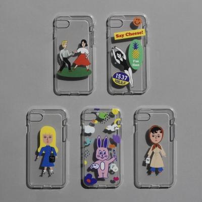 JELLY PHONE CASE 5종 (아이폰&갤럭시)