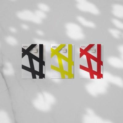[코나카드] 나무카드 3종