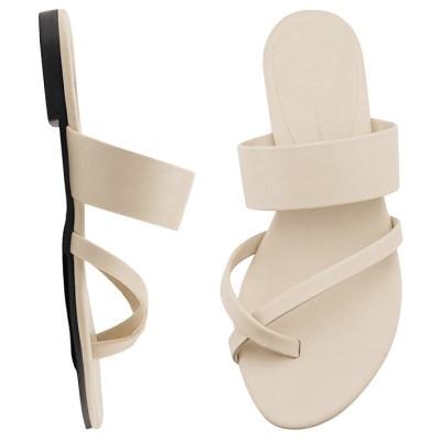 SPUR[스퍼] 조리샌들 OS9102 Tidy flip flops 아이보리