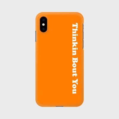 띵킨 버우츄 핸드폰 케이스 오렌지