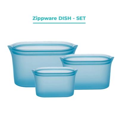 Zippware - Dish 세트