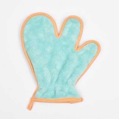 Tangerine Glove Towel