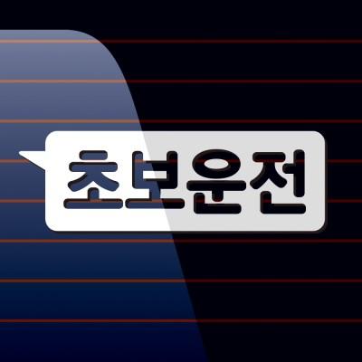 캐찹 자동차스티커 말풍선 초보운전_04
