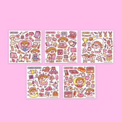 LEEGONG CUTTING STICKER