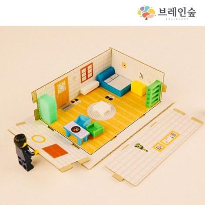 [공간영역&인테리어]DIY 내 방 만들기-일본스타일_(2020346)
