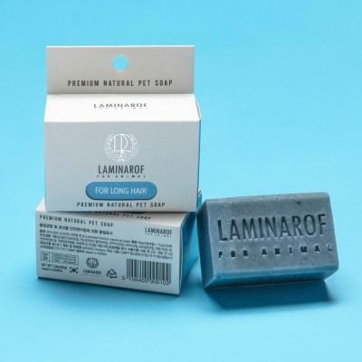 [라미나로프] 프리미엄 펫솝 장모용 소형+거품망증정