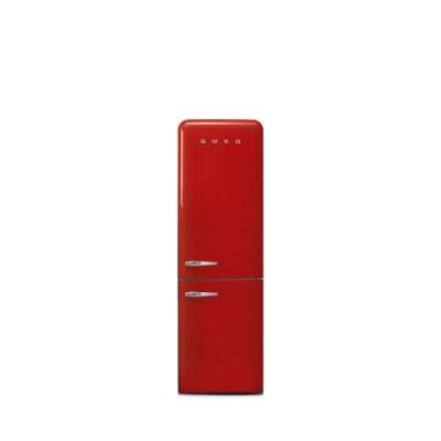 스메그냉장고 투도어 FAB32RRN1 레드