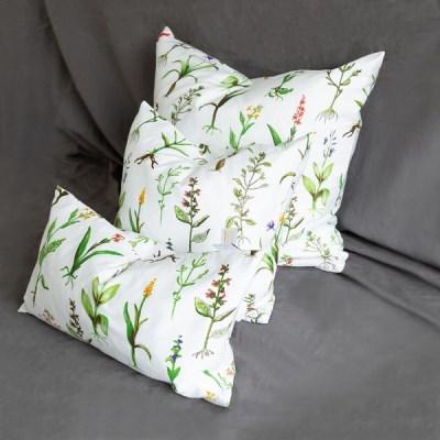 Botanic Collection Cushion Case (30x50,45x45,65x65)