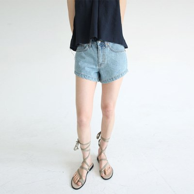 summer denim short pants_(1285751)