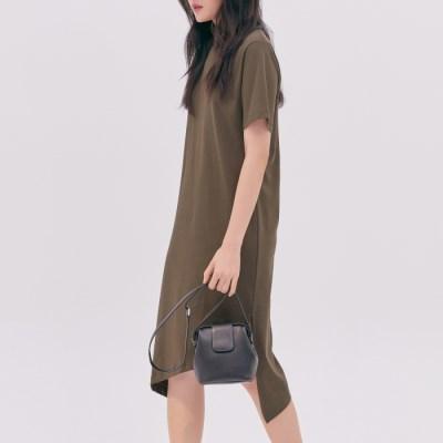 [블랭크] PRINT DAILY DRESS-KH