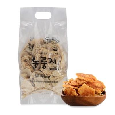 아주존 국내산 쌀로 만든 고소한 누룽지 1kg_(859139)