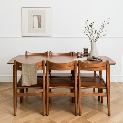 피카 테이블 6인 세트