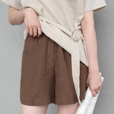Merry linen pants(린넨70%)