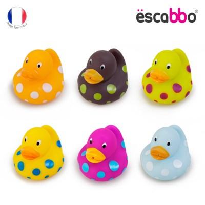 [ESCABBO]에스까보 아기오리 목욕놀이 도트 6PCS