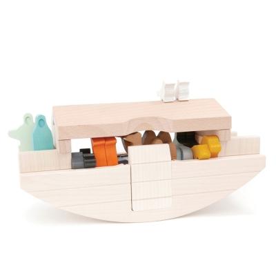 [바조] 노아와 배