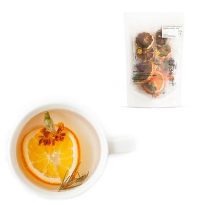 [꽃을담다]리프레시플라워워터 6개입(자몽,레몬,오렌지)