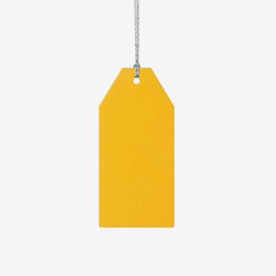 노랑 적당한 블랭크택(10개)