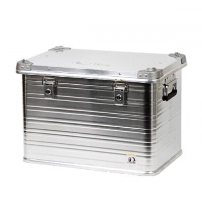 아베나키 알루미늄박스 N80 수납 트렁크정리함 다용도 수납정리함