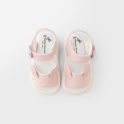 [메르베] T스트랩토끼 삑삑이 아기여름샌들_(1025408)