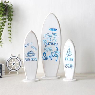 서핑보드 데코모형(3size)