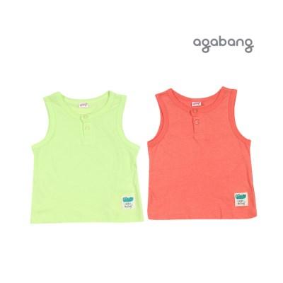 [아가방 여름]엠버나시 티셔츠(PINK,YELLOW)_01L351007_(1697668)