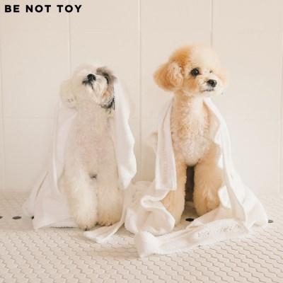 [BE NOT TOY] 바스로브 후드가운 / 강아지 애견 의류