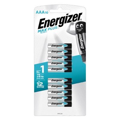 [맥스장터]  에너자이저 맥스 플러스 AAA10입(10알)