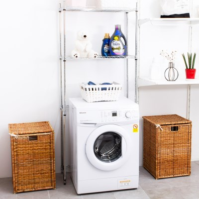 에스파스 다용도 메탈세탁기선반_(1079475)