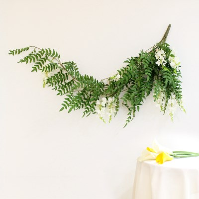 아카시아 꽃 넝쿨 조화
