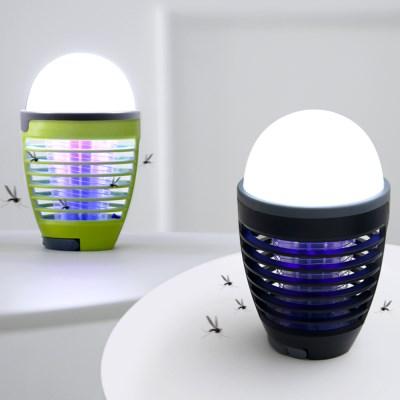 파파 LED버그킬러 무드등 (그린)