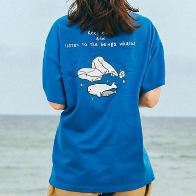 [Organic cotton] Beluga - 이하늬 착용