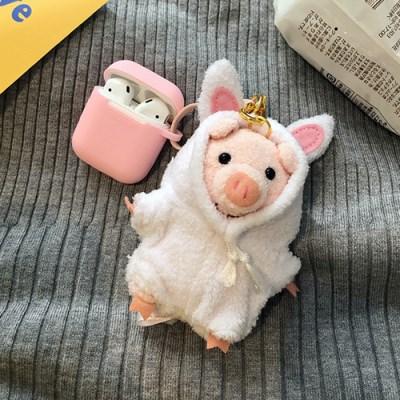 깜찍 뽀작 돼지 에어팟 케이스