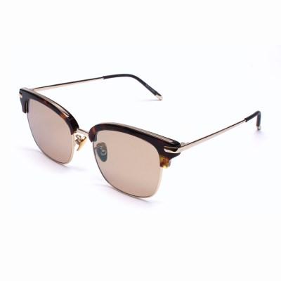 [일삼사엠엠]134MM 안경 AKAYA 시스루브라운틴트 선글라스