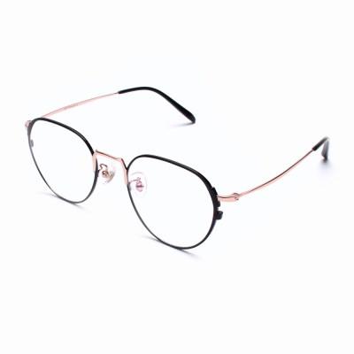 [일삼사엠엠]134MM 안경 Y2027 블랙&골드