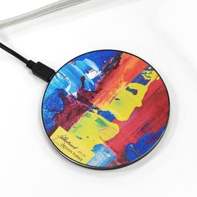 ABSTRACT POP - 무선충전 디자인패드