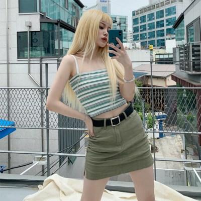 2519 세라 마롱 슬리브리스 (3color)