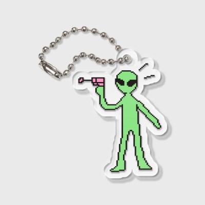 Alien kantavia(키링)_(1212165)