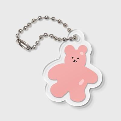 Bear friends-pink(키링)_(1212197)