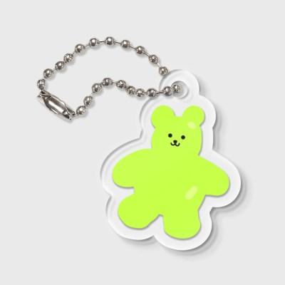 Bear friends-green(키링)_(1212200)