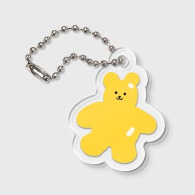 Bear friends-yellow(키링)_(1212201)