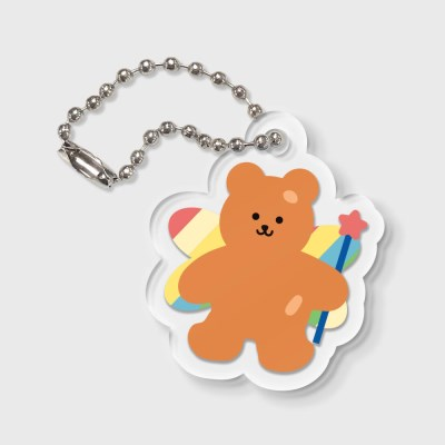Angel bear-brown(키링)_(1212212)