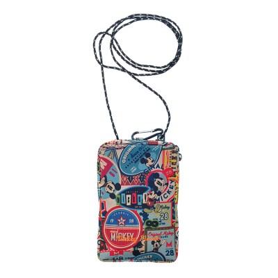 [디즈니정품]A187.빈티지 미키마우스 핸드폰 크로스백