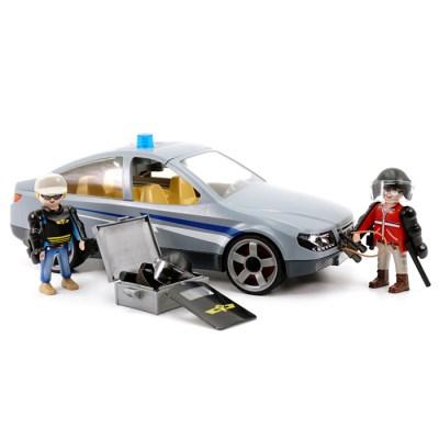 플레이모빌 경찰 특공대 첩보차량(9361)
