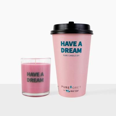 퓨어캔들DIY [HAVE A DREAM]
