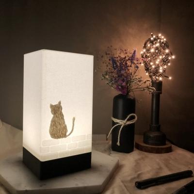 고양이 무드등 취침등 LED등