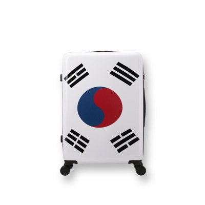 플래그 에디션 국기 디자인 28인치수화물용 캐리어 TSA_(200763725)
