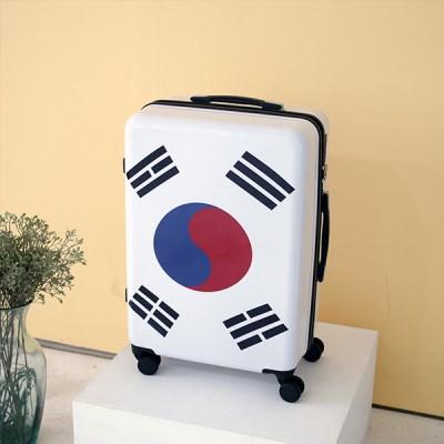 플래그 에디션 국기 디자인 24인치 수화물용 캐리어 TSA_(200763721)