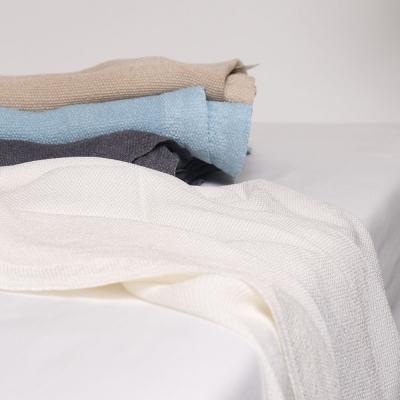 Floaty Artificial Silk Summer Bedding_4color