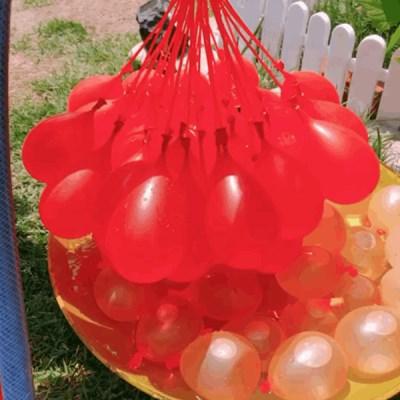 물풍선 다발 자동 제조기 3팩 물놀이 행사 파티 용품
