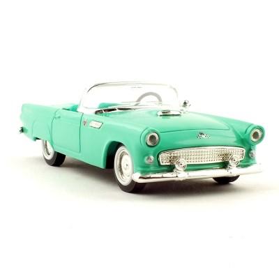 1955 (YAT042831GR) 포드 썬더버드 클래식 모형자동차